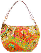 Kate Spade Paisley Print Shoulder Bag