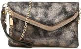 Urban Expressions Women's Lucy Velvet Crossbody Bag