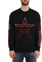 Diesel Men's Bay Studs Long-Sleeve T-Shirt