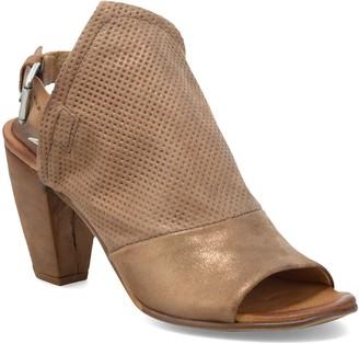 Miz Mooz Leather Back Strap Heel Sandals - Pascal