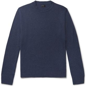 J.Crew Donegal Merino Wool-Blend Sweater