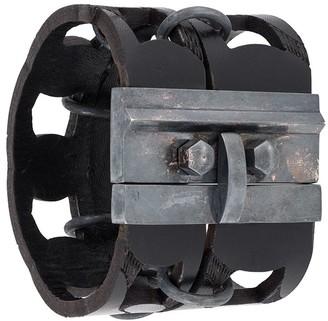 Gianfranco Ferré Pre-Owned 2000s Chunky Bracelet