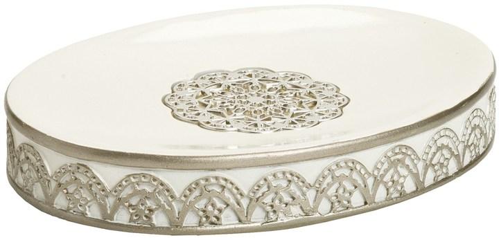 Avanti Linens Patria Soap Dish - Bathroom Collection