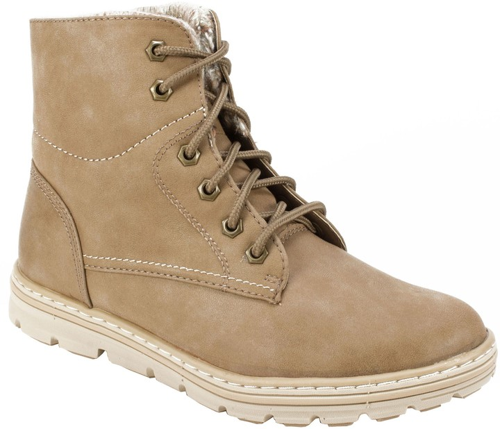 White Mountain Cliffs By Cliffs by Hiking Style Ankle Booties - Keegan