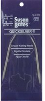 "Quiksilver Circular Knitting Needle 36""-Size 8/5mm"