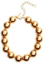 Oscar de la Renta Women's Bold Beaded Collar Necklace