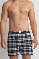 American Eagle Outfitters AE Plaid Poplin Boxer