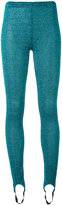 A.F.Vandevorst ankle cuff leggings - women - Polyamide/Polyester - XS