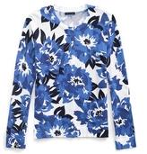 Tommy Hilfiger Final Sale-Exploded Floral Cardigan