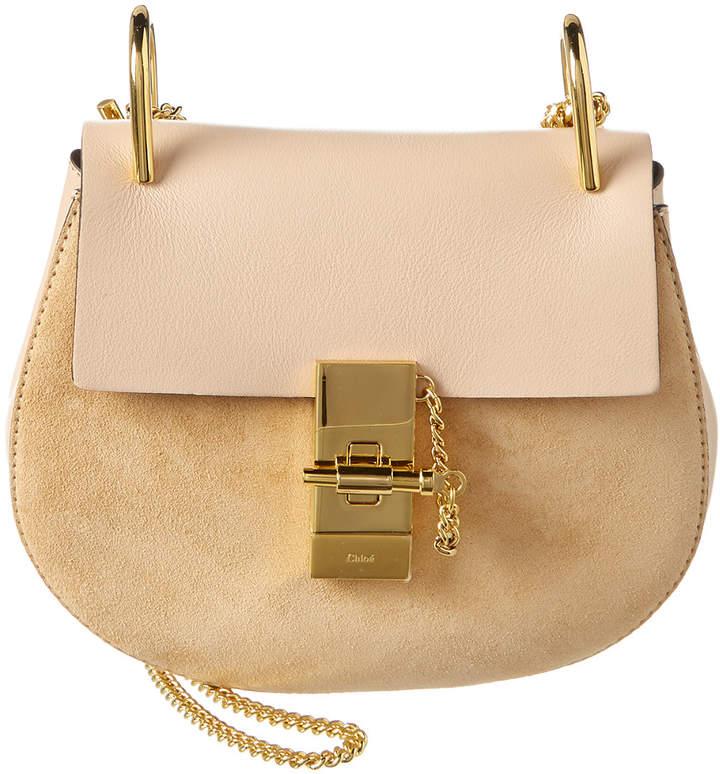18dd3c1d Drew Mini Leather & Suede Shoulder Bag