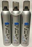Goldwell Big Finish Volume Hairspray 9.2 oz. - 3 Pack