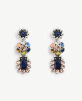 Ann Taylor Bandana Statement Earrings