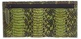 3.1 Phillip Lim Python Cosmetic Bag