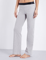 Tommy Hilfiger Iconic stretch-cotton pyjama bottoms
