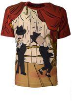 Dolce & Gabbana Jazz Print T-shirt