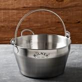 Williams-Sonoma Williams Sonoma Kilner Stainless-Steel Jam Pan