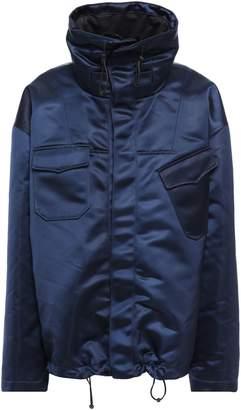 Maison Margiela Oversized Satin Coat