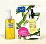 DHC Deep Cleansing Oil 6.7 fl. oz., includes 12-Piece Beauty Sample Book