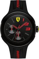 Ferrari Scuderia Men's FXX Black Silicone Strap Watch 46mm 830223