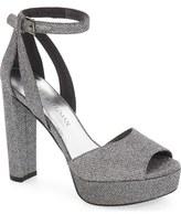 Stuart Weitzman 'Hijinx' Platform Sandal (Women)