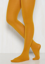 Gipsy Tights Accent Your Ensemble Tights in Curry