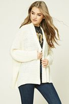 Forever 21 FOREVER 21+ Seed Knit Dolman Cardigan