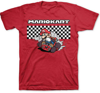 Nintendo Big Boys Mario Kart T-Shirt