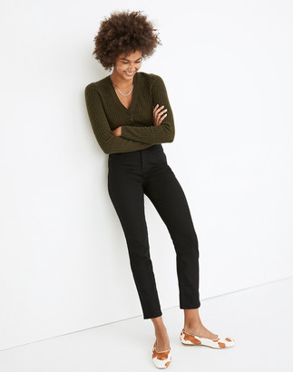 Madewell Stovepipe Jeans in Carbondale Wash: TENCEL Denim Edition