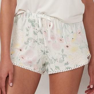 Lauren Conrad Women's Pajama Shorts