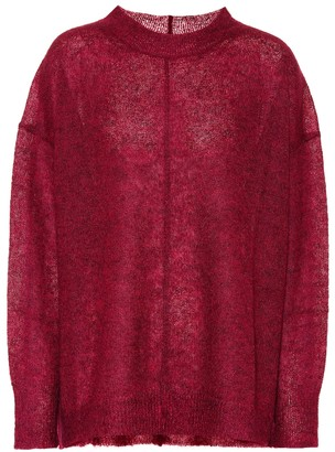 Etoile Isabel Marant Chestery mohair and wool blend sweater