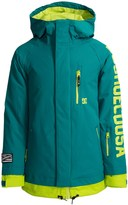 DC Ripley Snowboard Jacket - Waterproof, Insulated (For Big Boys)