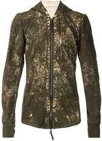 11 By Boris Bidjan Saberi front zip hoodie
