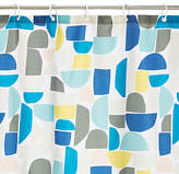 John Lewis Isak Shower Curtain, Multi