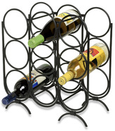 Bed Bath & Beyond Multi-Ring 9-Bottle Wine Rack