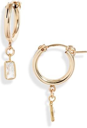 Set & Stones Kenzie Hoop Earrings
