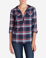 Eddie Bauer Women's Atlas Hooded Shirt