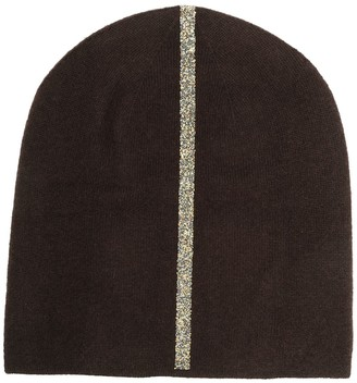 Warm-Me Damian Stripe beanie hat