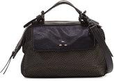 Kelsi Dagger Heritage Mini Mesh Crossbody Bag, Black/Multi