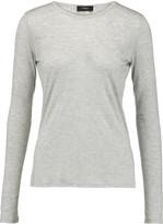 Theory Ailer stretch-jersey top