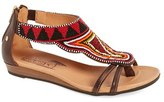 PIKOLINOS Women's 'Alcudia' Beaded Sandal