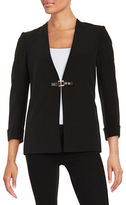 Calvin Klein Buckle-Detailed Blazer
