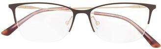 Calvin Klein Square Frame Glasses