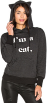 Wildfox Couture I'm a Cat Hoodie
