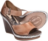 Lucchese Spirit by Chloe Wedge Sandals - Leather (For Women)