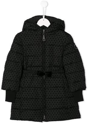 MonnaLisa Padded Spotted Coat