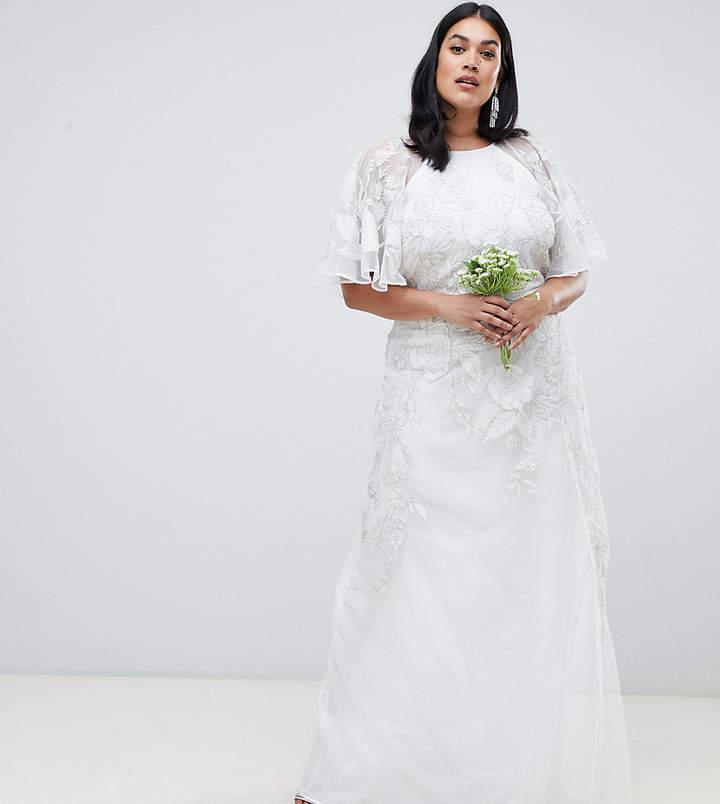 c9b2903bedd Asos White Plus Size Dresses - ShopStyle