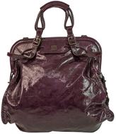 Givenchy Purple Patent leather Handbag