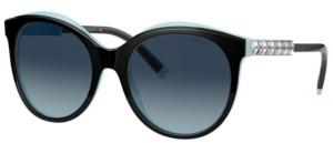 Tiffany & Co. Polarized Sunglasses, TF4175B 55