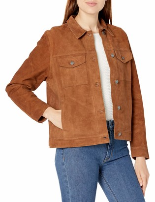 Nudie Jeans Women's Bettina Nubuck Jacket