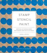 Abrams Books Stamp Stencil Paint